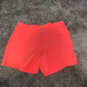 Slazenger women flash Preston golf shorts